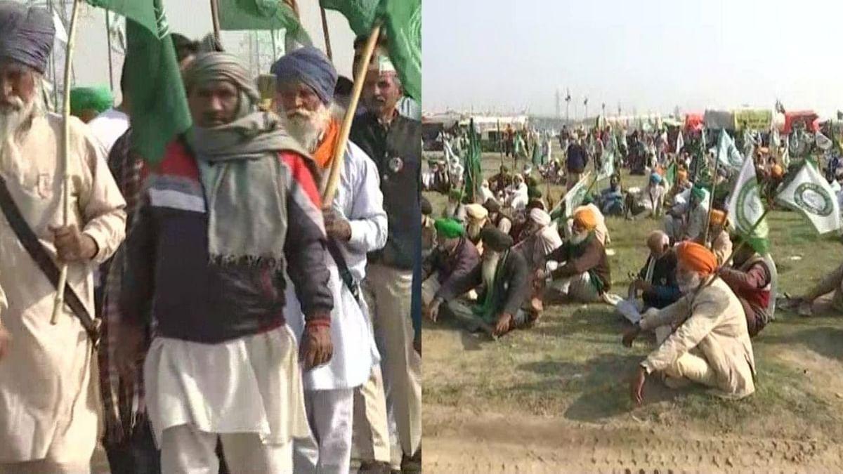 14 व्या दिवशी आंदोलन सुरुच: शेतकऱ्यांनी सरकारचा प्रस्ताव फेटाळला