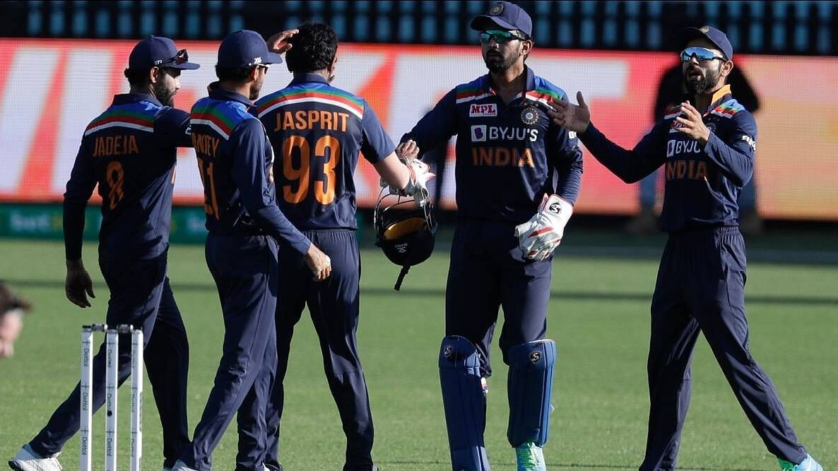 India fined for slow over rate in first ODI against Australia