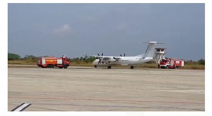 Video : नाशिकमधून स्पाईस जेटचे उडान; हैद्राबाद, बंगलोरसाठी आजपासून विमानसेवा