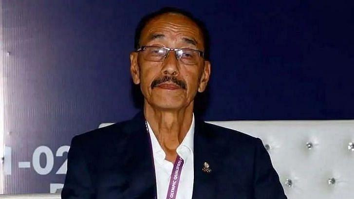 मणिपूरचे 'ज्ञानेंद्रो निंगोम्बम' हॉकी इंडियाचे नवे अध्यक्ष