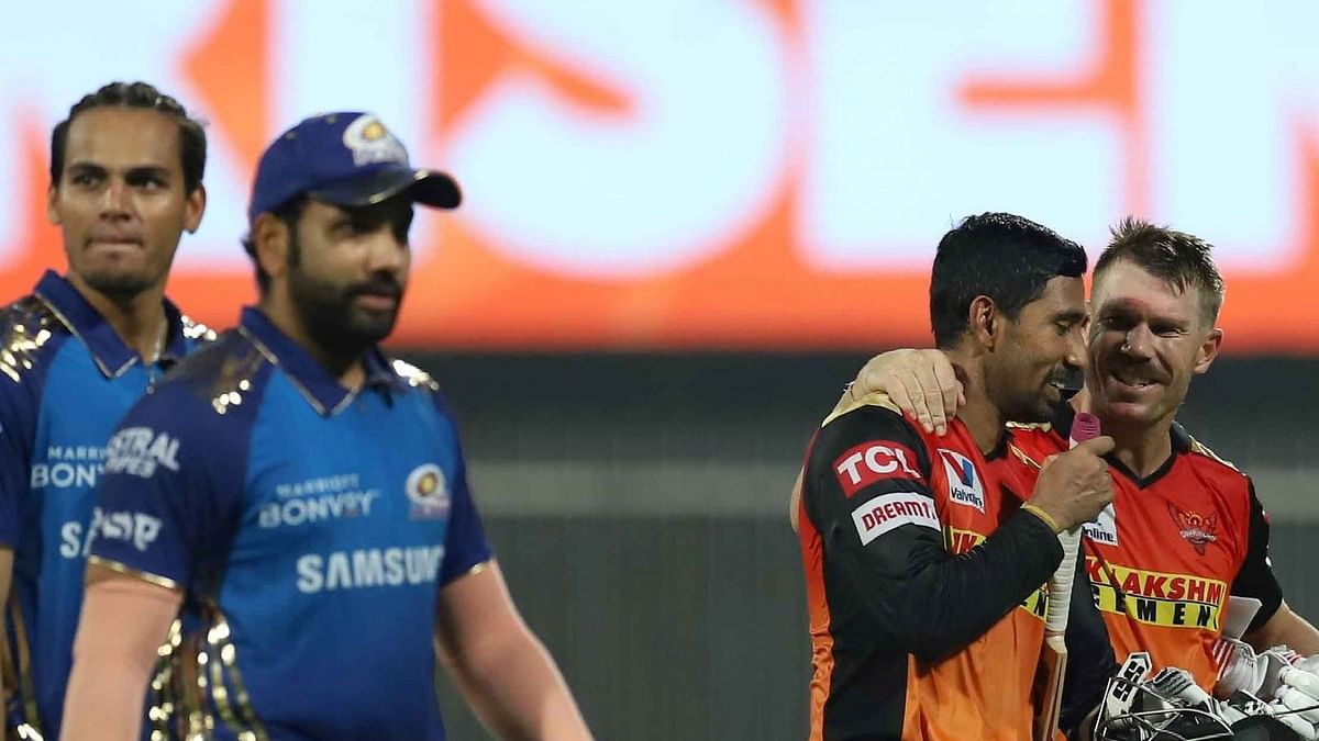 IPL 2020 विशेष पॉडकास्ट : हैदराबादचा मुंबईवर दणदणीत विजय