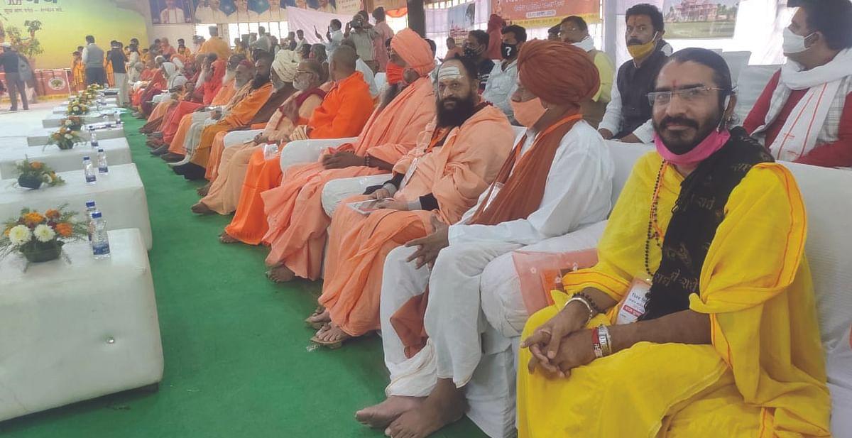 अयोध्येतील राम मंदिरासाठी 11 कोटी कुटूंबांकडून प्रत्येकी 10 रुपये निधी जमवणार
