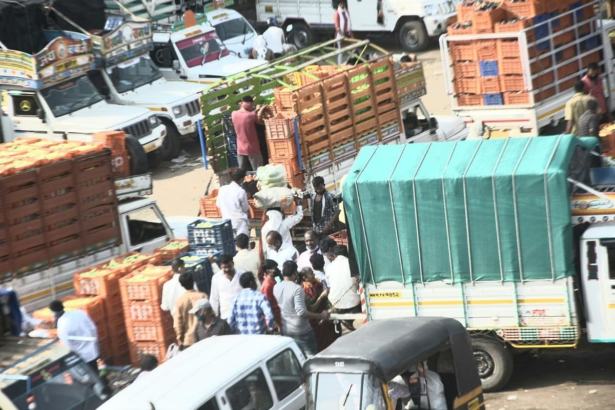 Vegetable prices fall