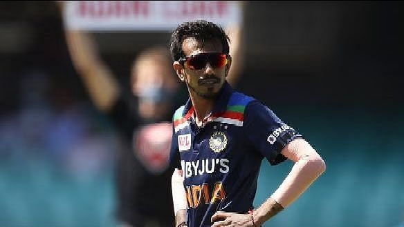 Chahal concedes most runs by Indian spinner in an ODI