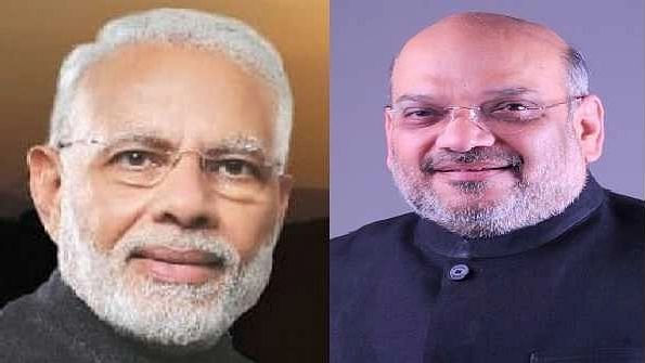 Modi, Shah greet people of AP on State Formation Day