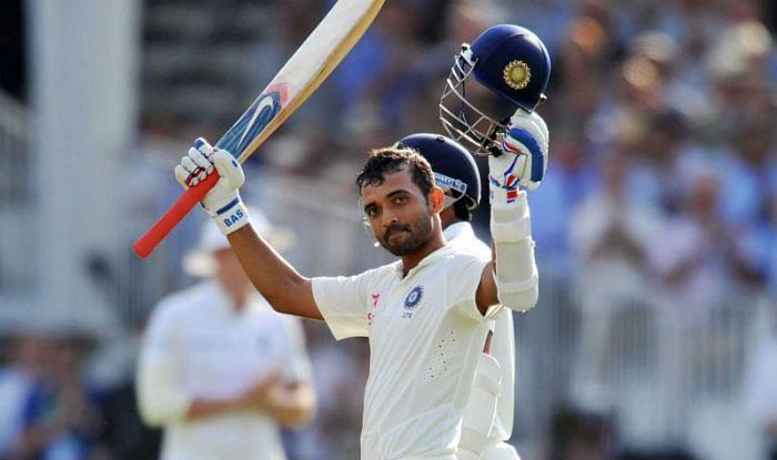 IND Vs AUS 2nd Test : अजिंक्य रहाणेचे शतक