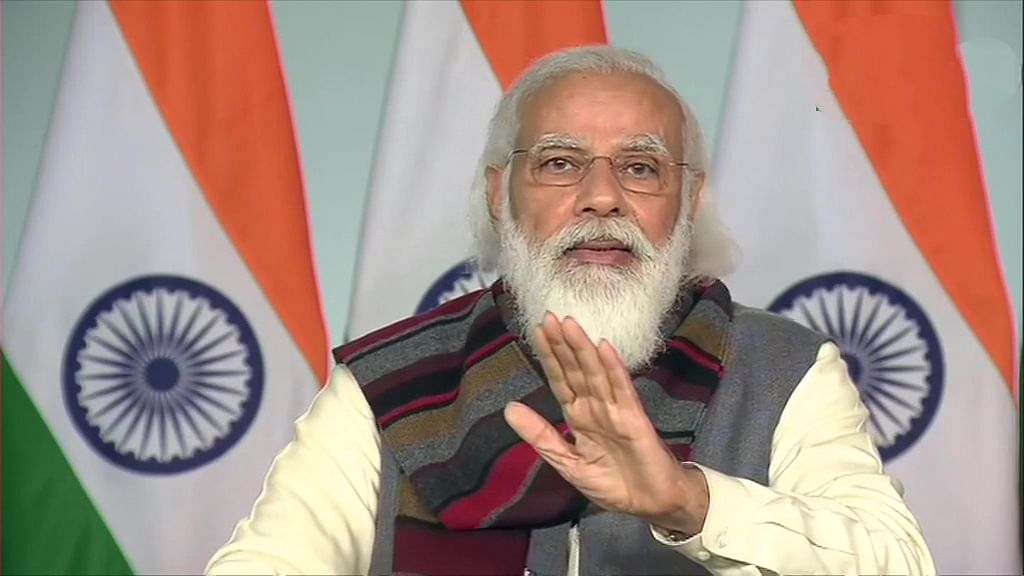 Mann Ki Baat : महाराष्ट्र टास्क फोर्सचे डॉ. शशांक जोशी यांच्याशी पंतप्रधानांची 'मन की बात'