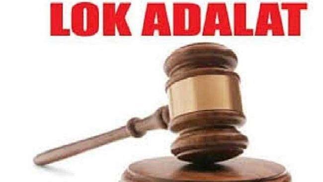 3,944 cases settled in Lok Adalat