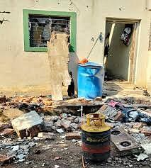 भारतनगर गॅस स्फोटात भाजलेल्या चौघांचा मृत्यू