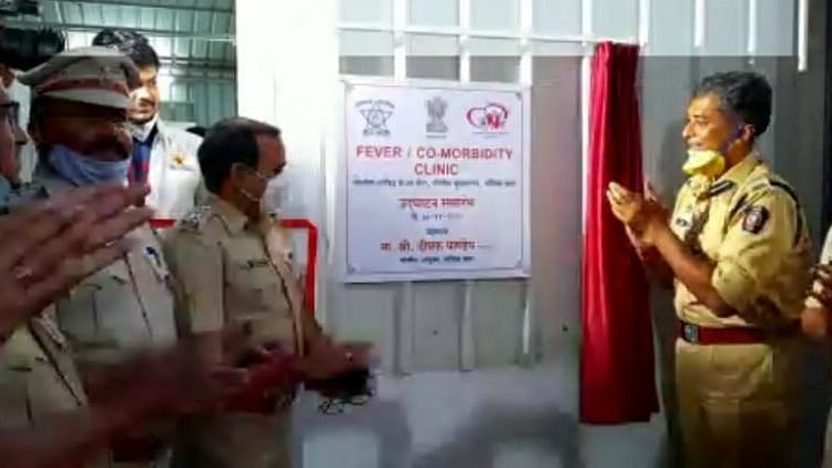 Police fever clinic started