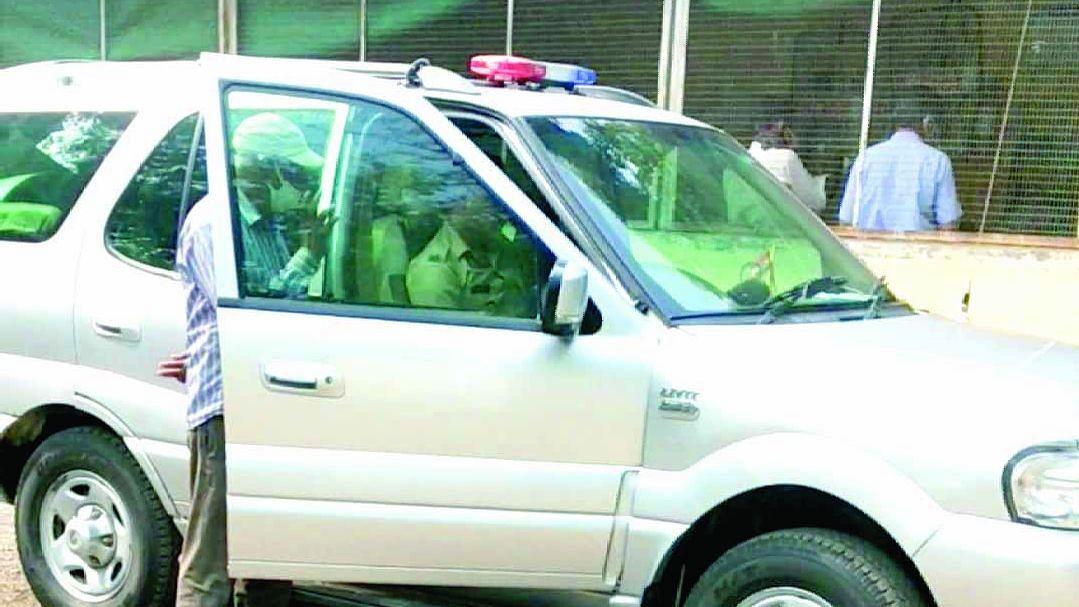 पोलीस अधीक्षकांकडून रामानंदनगर पोलीस ठाण्याचा आढावा