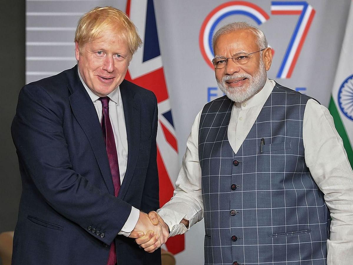 यंदा प्रजासत्ताक दिनी ब्रिटनचे पंतप्रधान 'बोरिस जॉन्सन' प्रमुख पाहुणे
