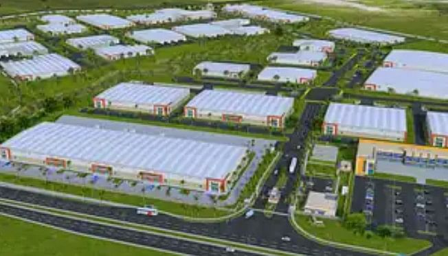 Logistics park to come up in Nashik