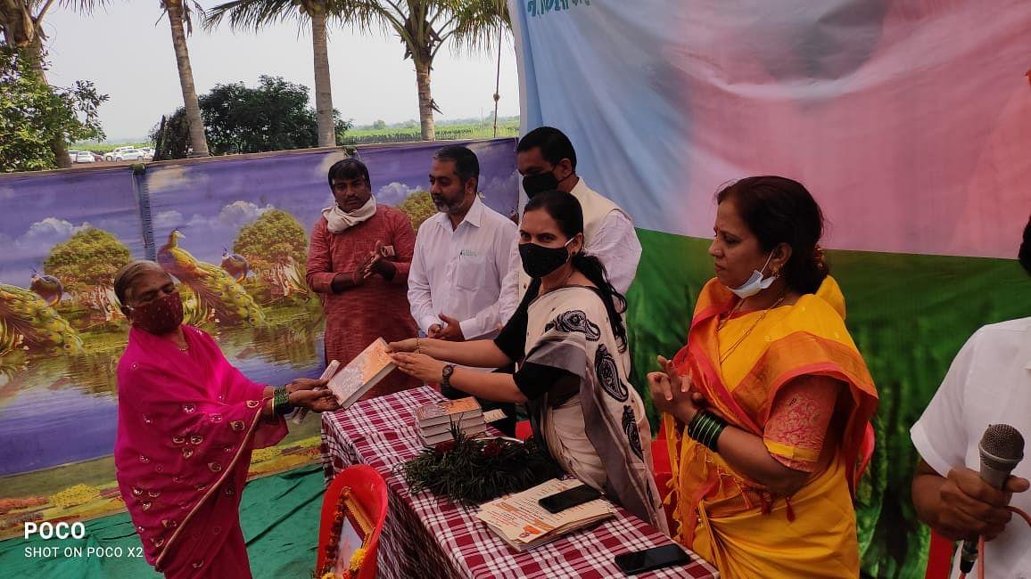 Fund under Krishi Sanman Yojana credited into farmers' accounts: MP Dr Pawar