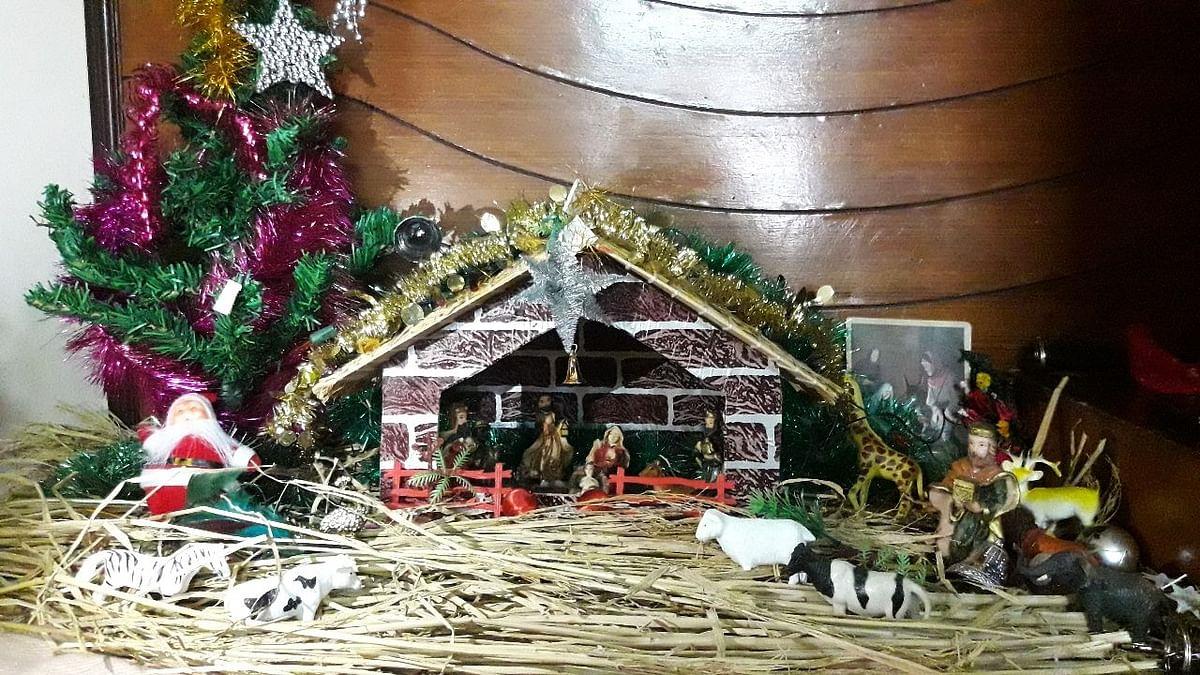Christmas celebrated in spirit of joy