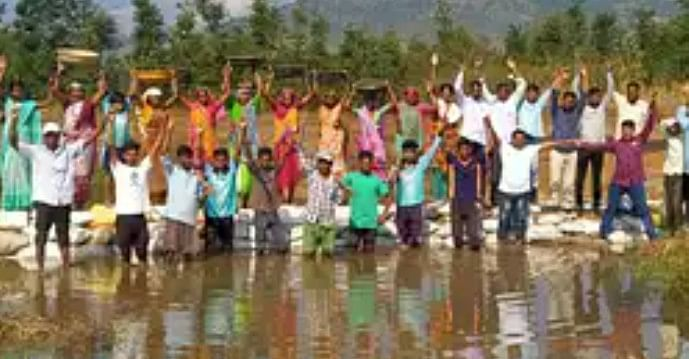 Mission Jal Parishad: 101 forest bunds and still counting