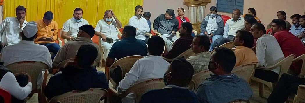 BJP failed to address issues in Nashik: Thakre