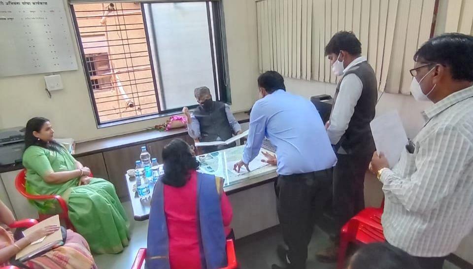 जलजीवन मिशन व स्वच्छ भारत अभियानाचा आढावा