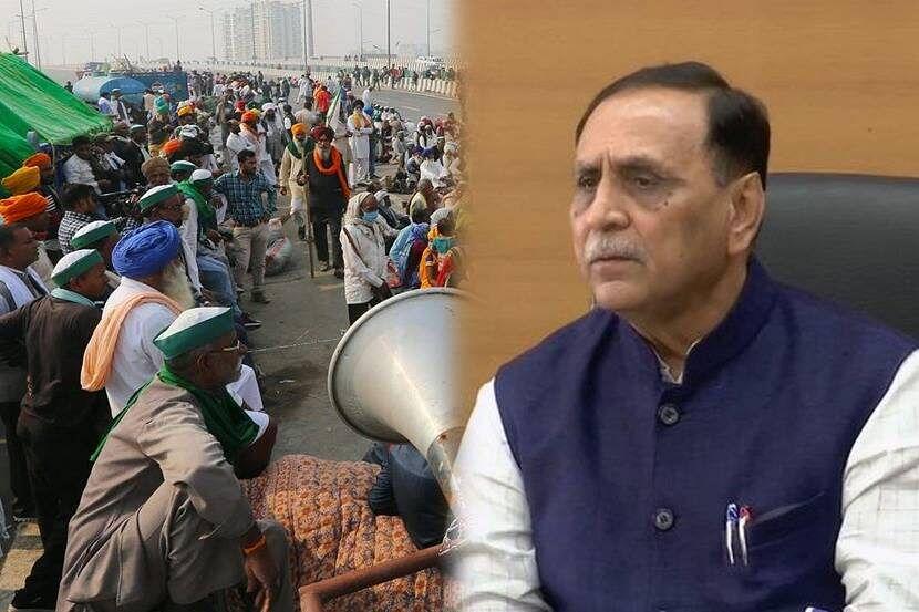 गुजरातमधील शेतकर्यांचा भारत बंदला पाठिंबा नाही!