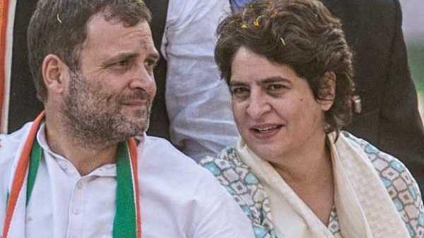 No mission can succeed based on lies... says Rahul, Priyanka