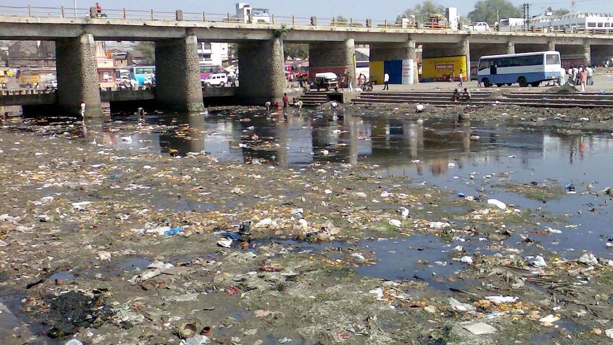 Operation Godavari clean-up begins