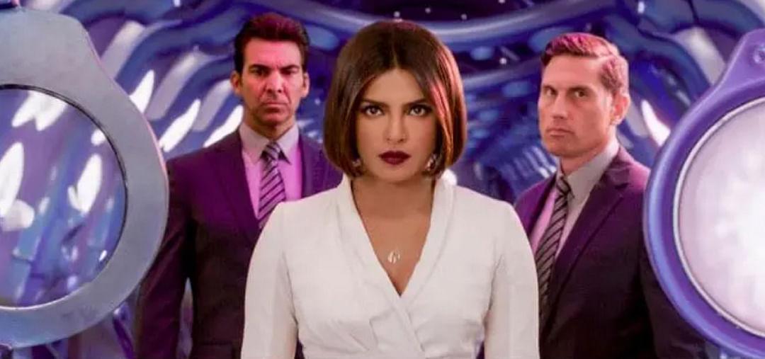 प्रियंकाचा आगामी हॉलीवूडपट 'वुई कॅन बी हिरोज'चा ट्रेलर रिलीज