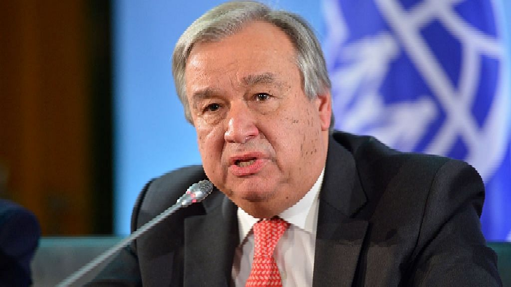 Vaccine nationalism is moving at full speed: Guterres