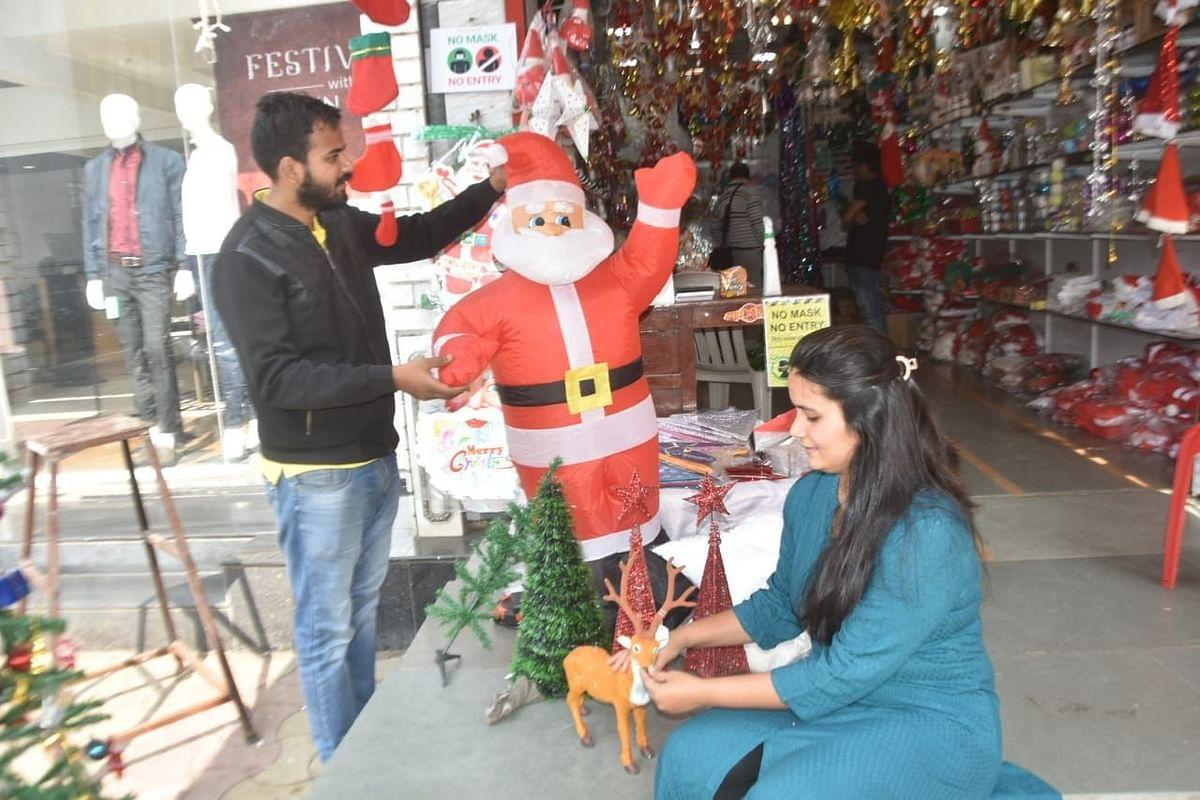 City market all set for Christmas