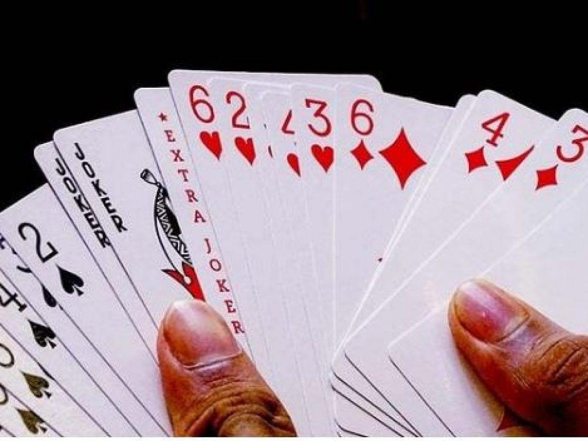 नगर, श्रीरामपूर, पाथर्डी, शेवगावच्या जुगार्यांना अटक