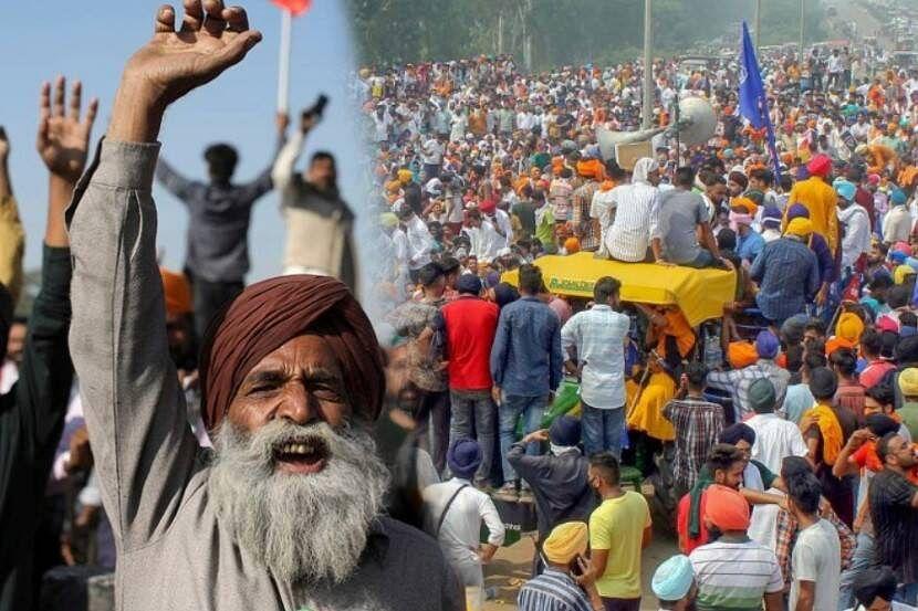 शेतकरी आंदोलन : महाराष्ट्रातून 4 हजार शेतकरी जाणार दिल्लीला