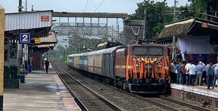 Kisan Rail helping villages to get market
