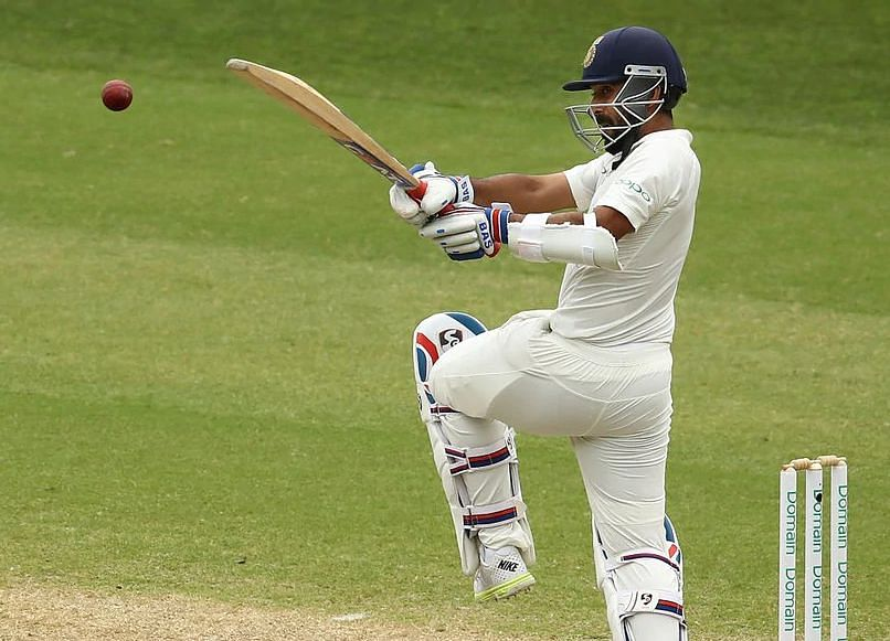 IND Vs AUS 2nd Test : अजिंक्य रहाणेचे अर्धशतक
