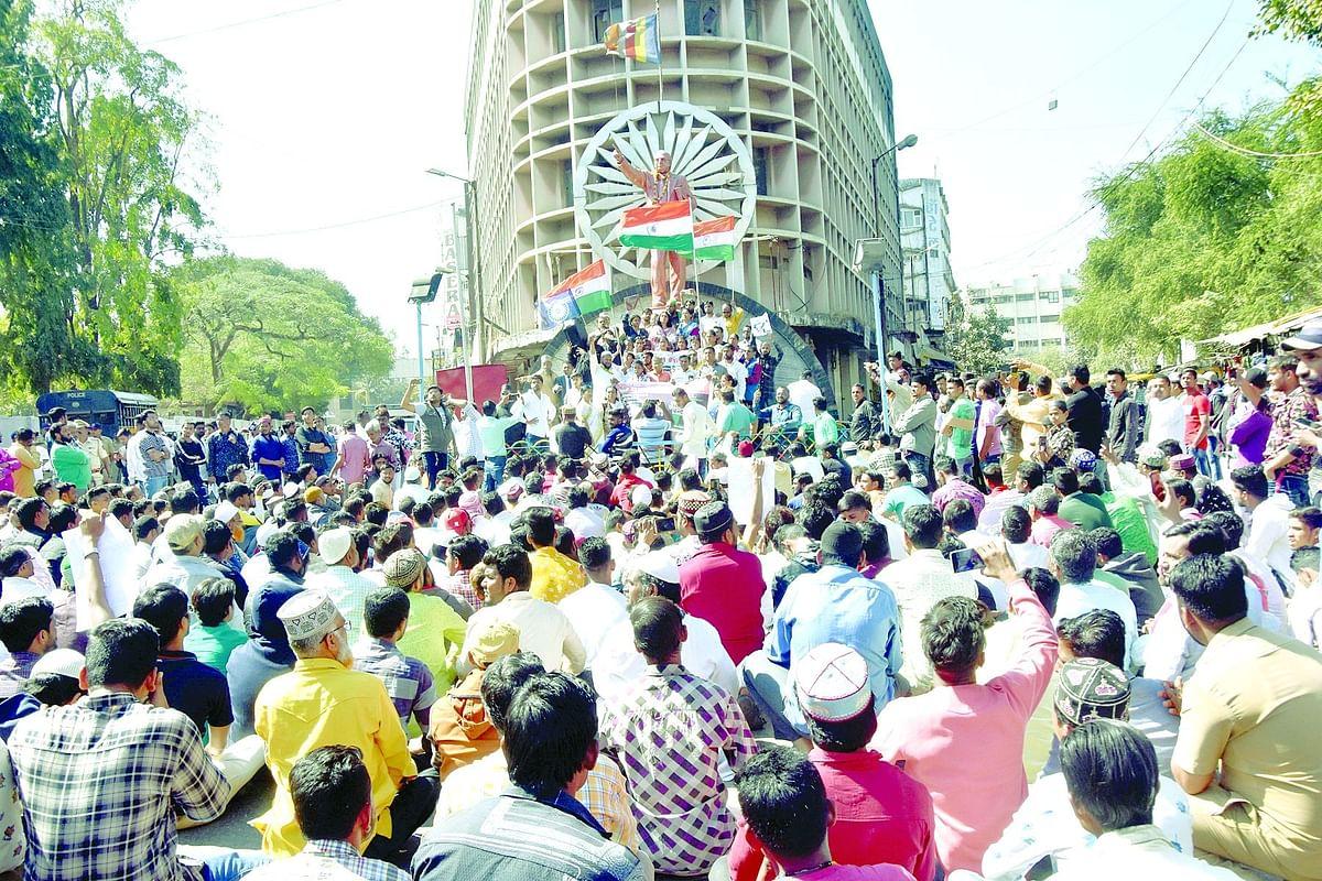 Bharat Bandh gets mixed response