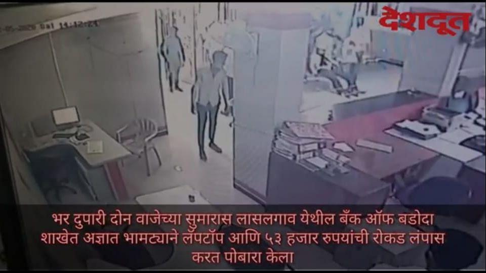 Video : पोलीस स्वागतात व्यस्त तर चोरीचा घटनांमुळे लासलगावकर त्रस्त