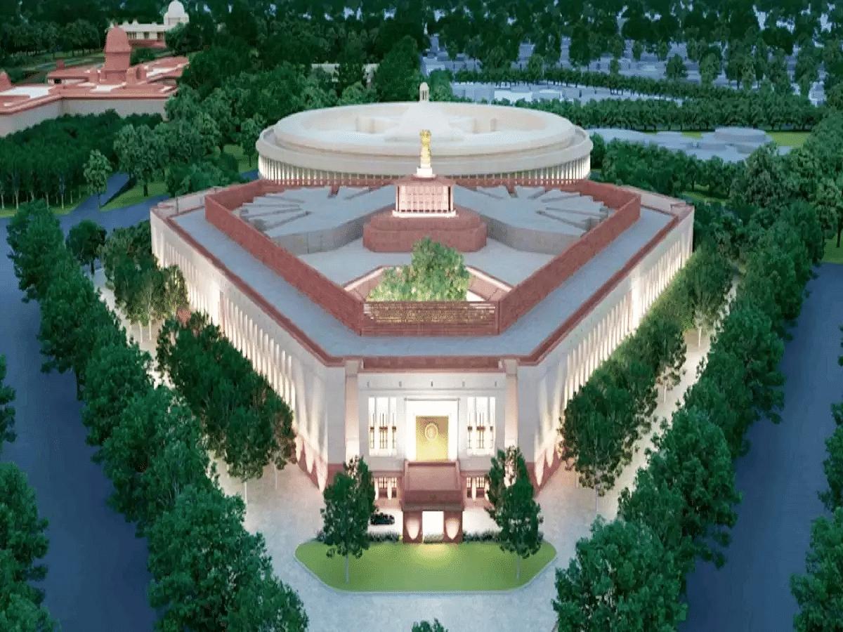 पंतप्रधान मोदींच्या हस्ते संसदेच्या नव्या इमारतीची 10 डिसेंबरला पायाभरणी
