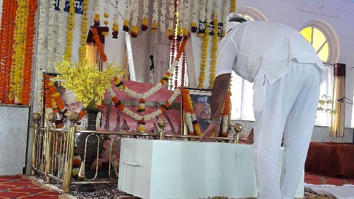Gurunanak Jayanti celebrated in a subdued manner
