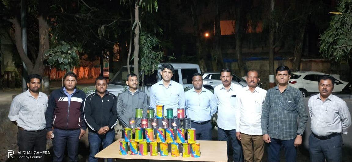 Nylon manja worth Rs 20,000 seized
