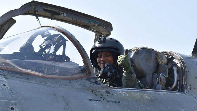 प्रजासत्ताक दिनाच्या परेडमध्ये प्रथमच सहभागी होणार महिला फायटर पायलट