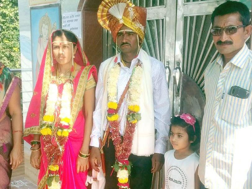 आदर्श विवाह:दिराने केला विधवा वहिणीचा स्वीकार