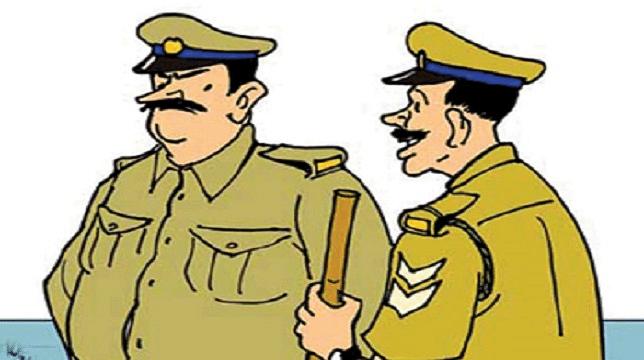 अंतर्गत कुरघोड्यांचा नेवासा पोलीस ठाण्याला शाप