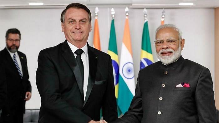 'आम्हाला २० लाख करोना लसीचे डोस तात्काळ द्या', ब्राझीलच्या राष्ट्राध्यक्षांचं मोदींना पत्र