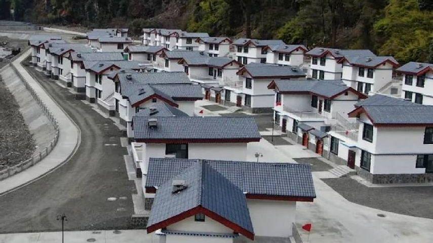 भारतात वसले चिनी गाव