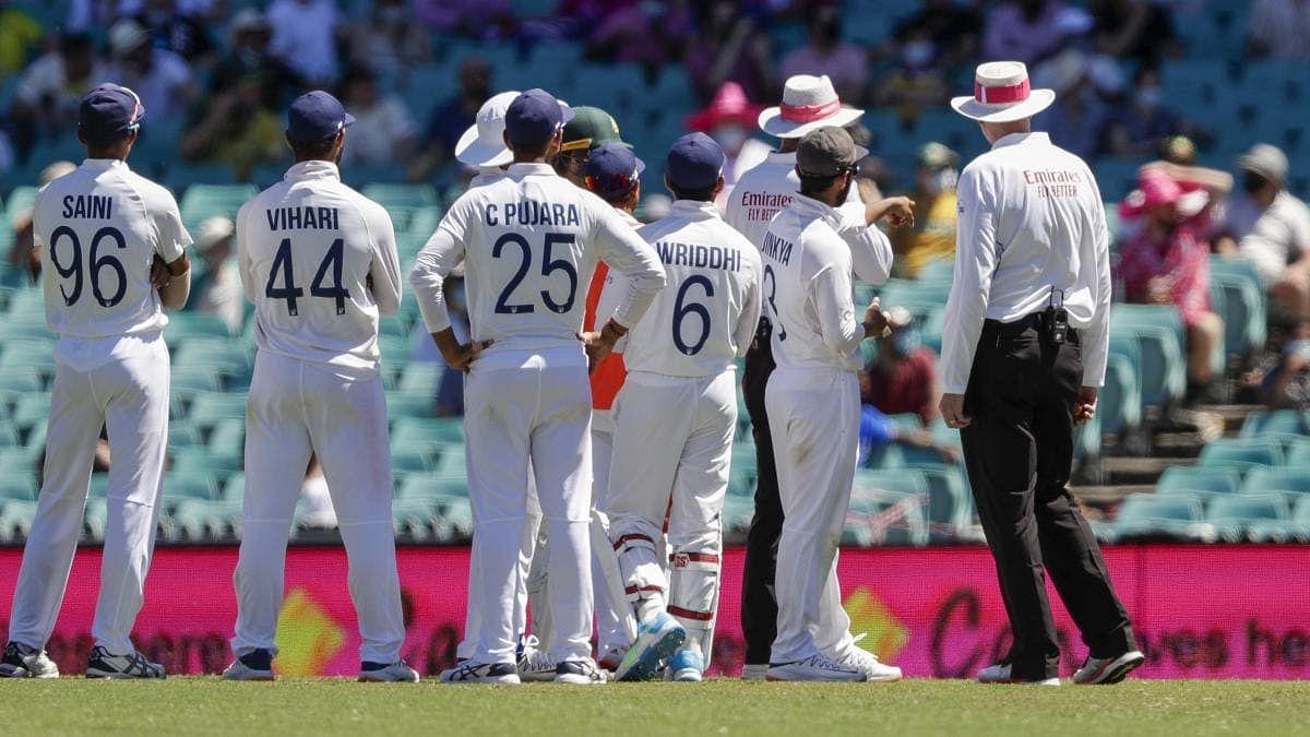 सिडनी टेस्ट: भारतीय खेळाडूंवर वर्णद्वेषी शेरेबाजीवर ICC ने अहवाल मागवला