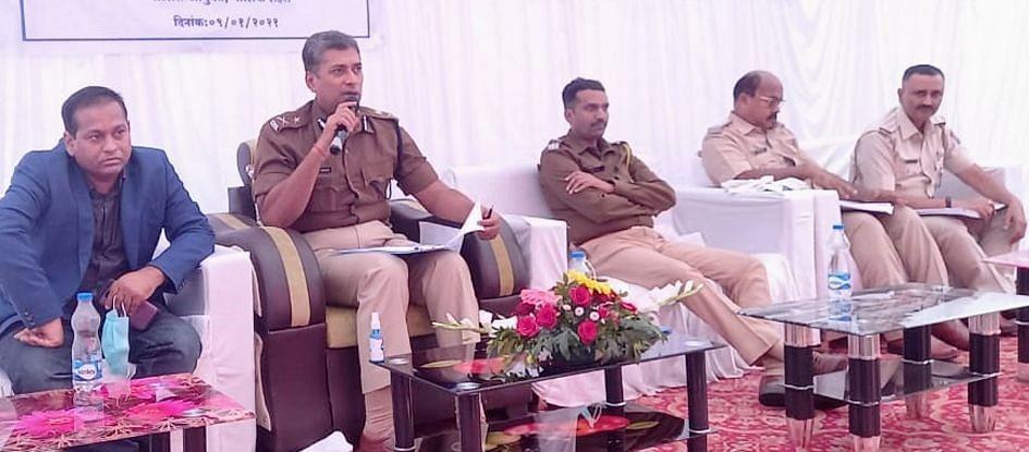 टवाळखोरांना वठणीवर आणणार- पोलीस आयुक्त  दीपक पांडे