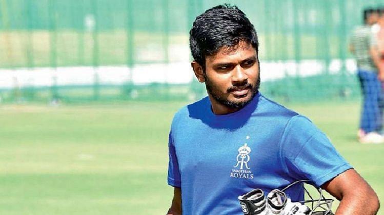 राजस्थान रॉयल्स संघाचा संजू सॅमसन नवा कर्णधार