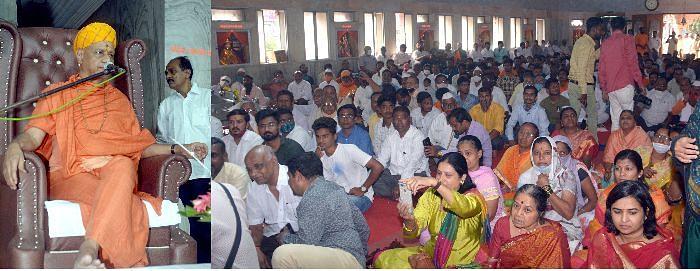श्रीरामाचे मंदिर हे कोणा एका जाती धर्माचे नाही तर मानवतेचे मंदीर