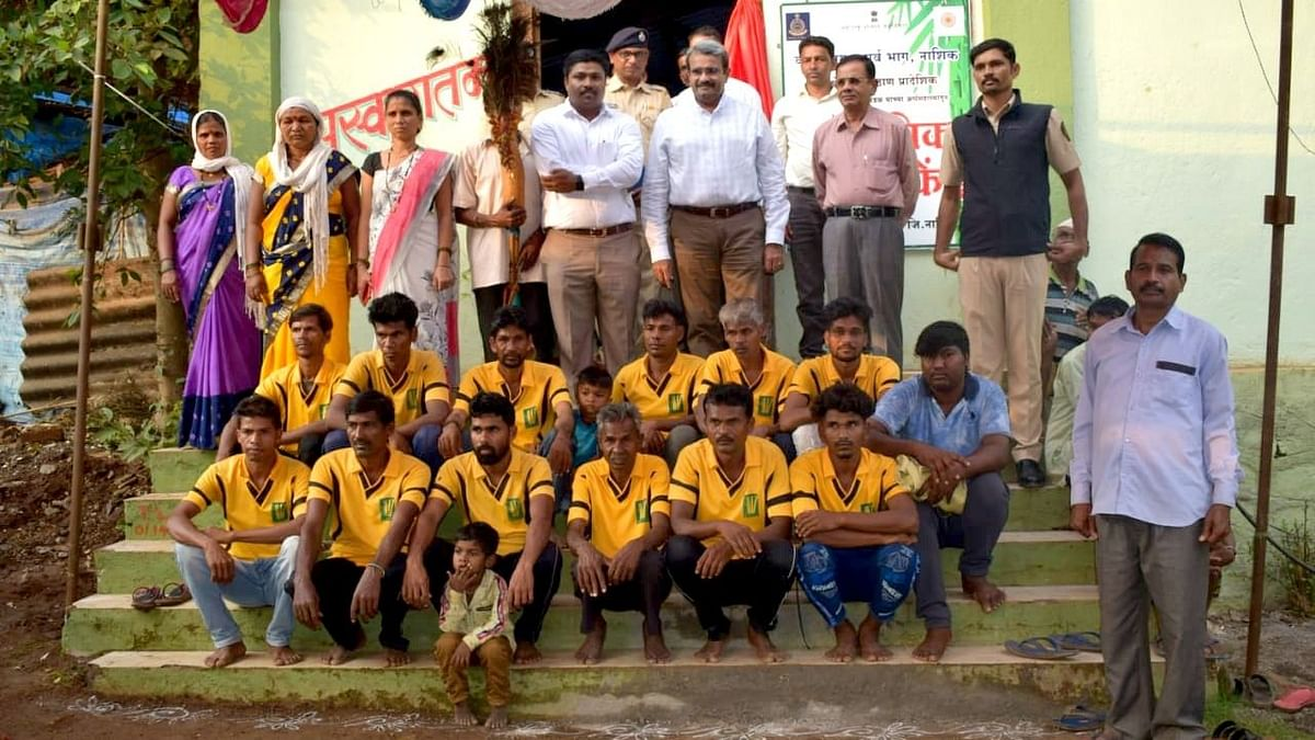 Devgaon gets Suvidha Centre for handicrafts
