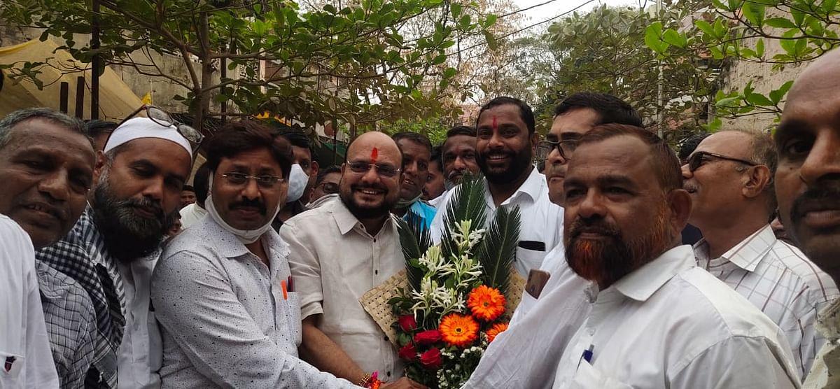 नशिराबादचा आदर्श जिल्ह्यानेच नव्हे तर राज्याने घ्यावा - ना.गुलाबराव पाटील