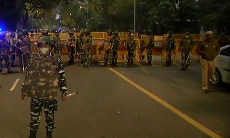 'या' संघटनेनं घेतली दिल्ली बॉम्बस्फोटाची जबाबदारी