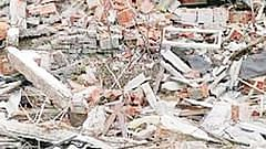 NMC collects 255 tonnes of construction debris
